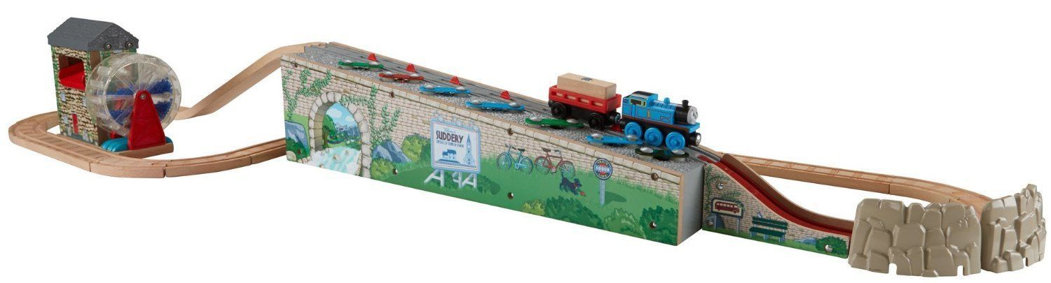 Thomas & Friends Wooden Railway Musical Melody Tracks Set Playset
